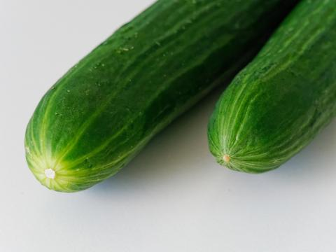 Hundreds Fall Ill After Eating Imported Cucumbers