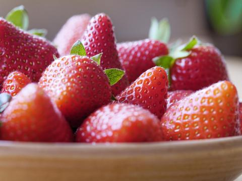 Hepatitis A Outbreak Linked to Frozen Strawberries in Smoothies